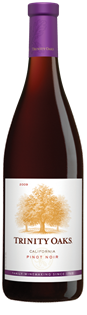Trinity Oaks Pinot Noir 750ml - Case of 12